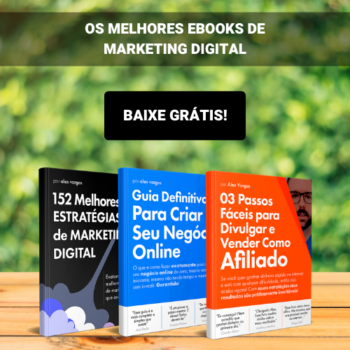 Os melhores ebooks de Marketing Digital