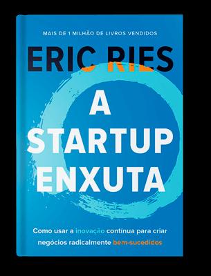 livros para empreendedores - a startup enxuta