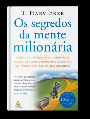 livros para empreendedores - os segredos da mente milionária