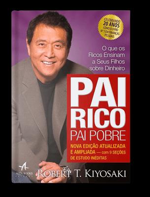 livros para empreendedores - pai rico, pai pobre