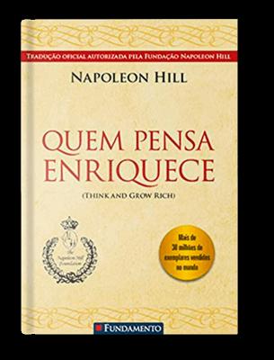 livros sobre empreendedosrismo - quem pensa enriquece